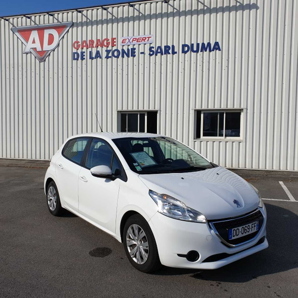 Peugeot 208 208 1.4 HDI 68 ACTIVE occasion