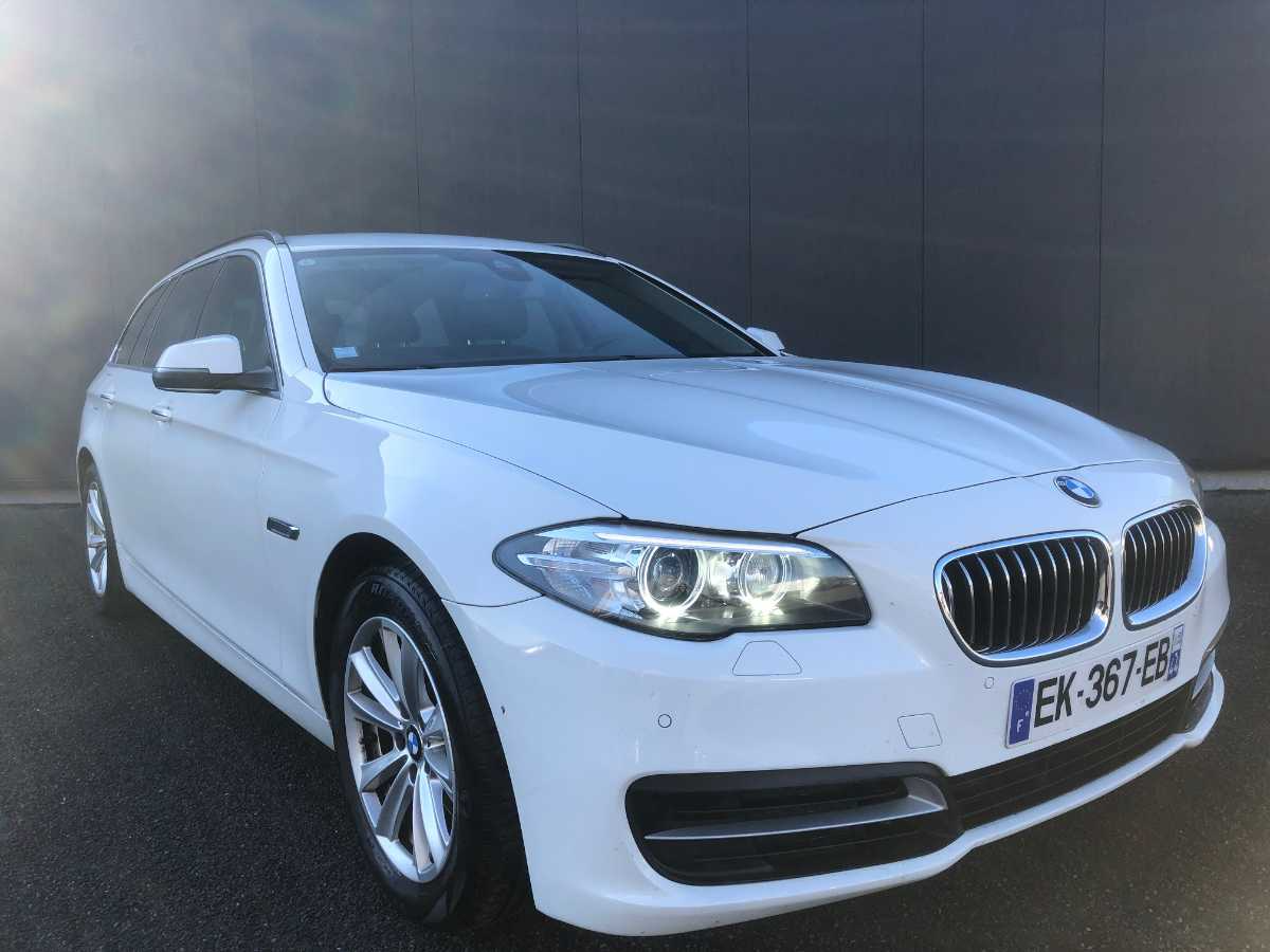 BMW 525 525D X DRIVE TOURING 218CH occasion