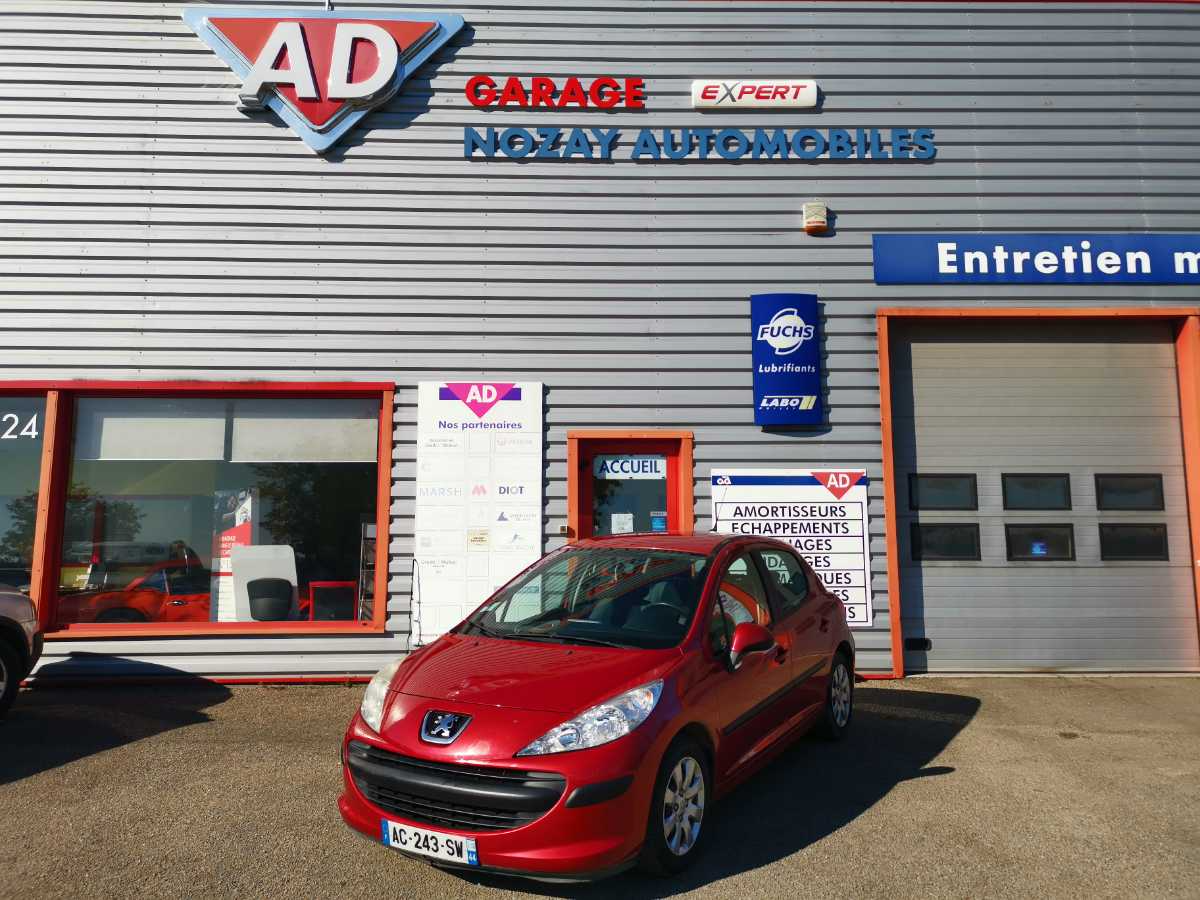 Peugeot 207 1.4 HDI 70CH occasion