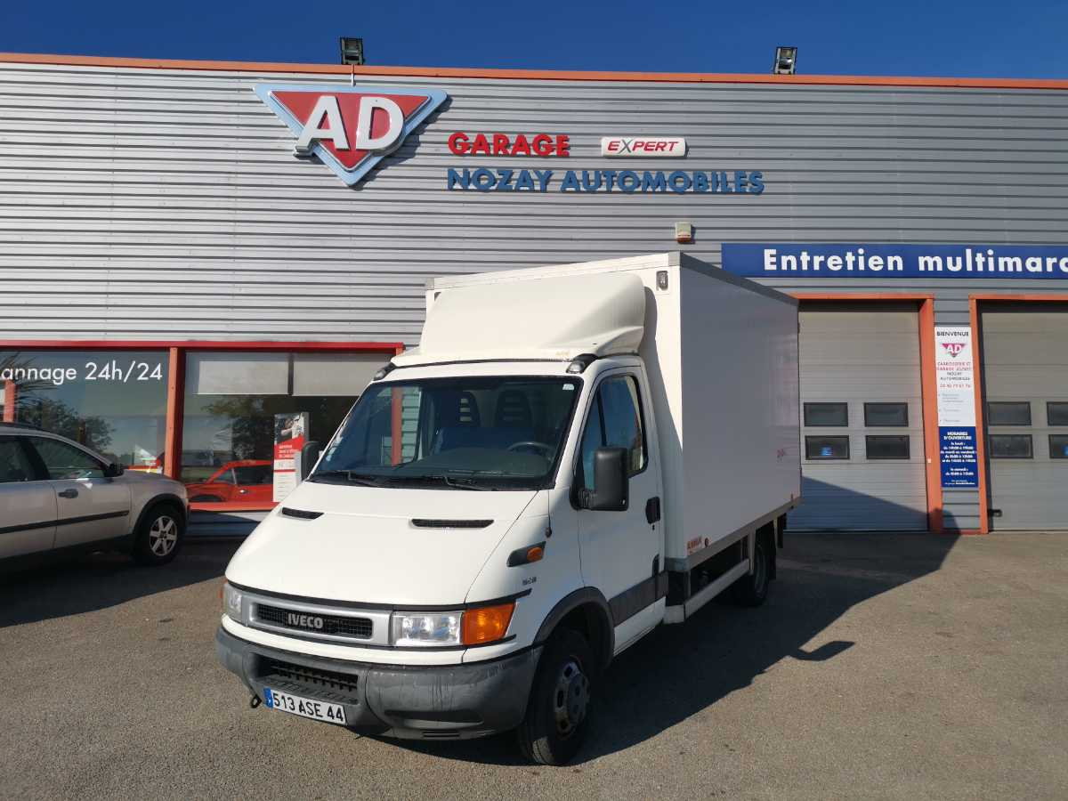 Iveco Daily 35c13 2.8 125 ISOTHERME occasion
