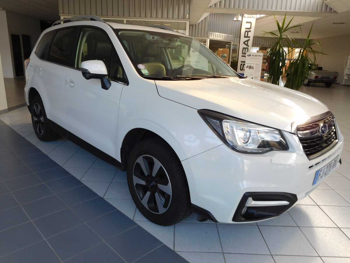 Subaru Forester 2.0 i 150 ch Luxury CVT occasion