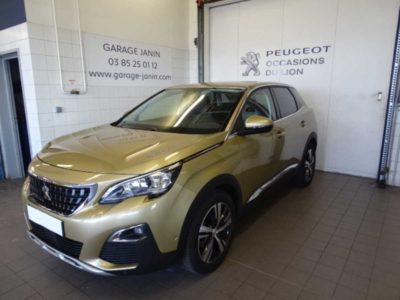Peugeot 3008 BLUEHDI occasion